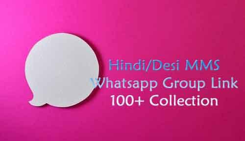 Hindi MMS Whatsapp Group Link