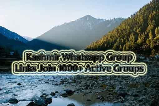 Kashmir whatsapp group
