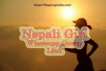 Nepali Girl whatsapp group