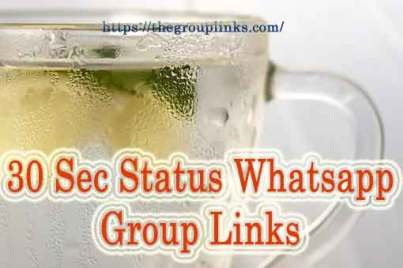 Whatsapp Status Group