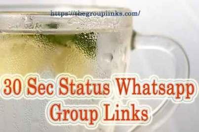 Whatsapp Status Group