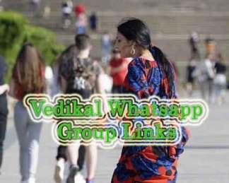 Vedikal Whatsapp group link