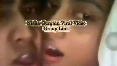 Nisha Gurgain Viral Video