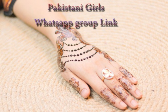 Pakistani Girls Whatsapp group