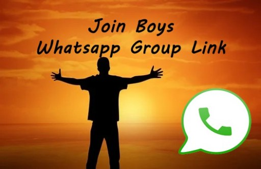Boys Whatsapp Group Link