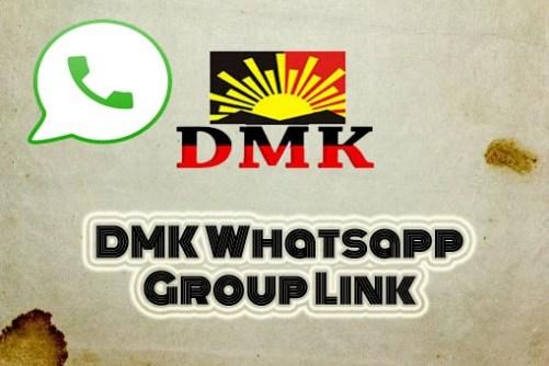 DMK Whatsapp Group Link
