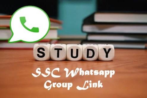 SSC Whatsapp Group Link
