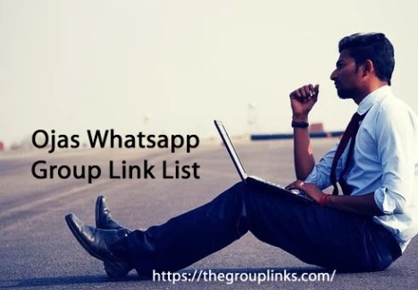 Ojas Whatsapp Group Link
