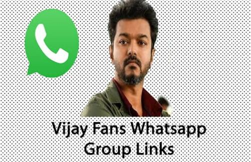 Vijay Fans Whatsapp Group