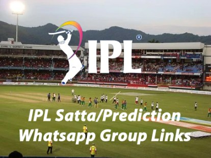 IPL Satta Whatsapp group