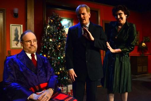 Jim Beaver, Doug Haverty, Laura Wolfe