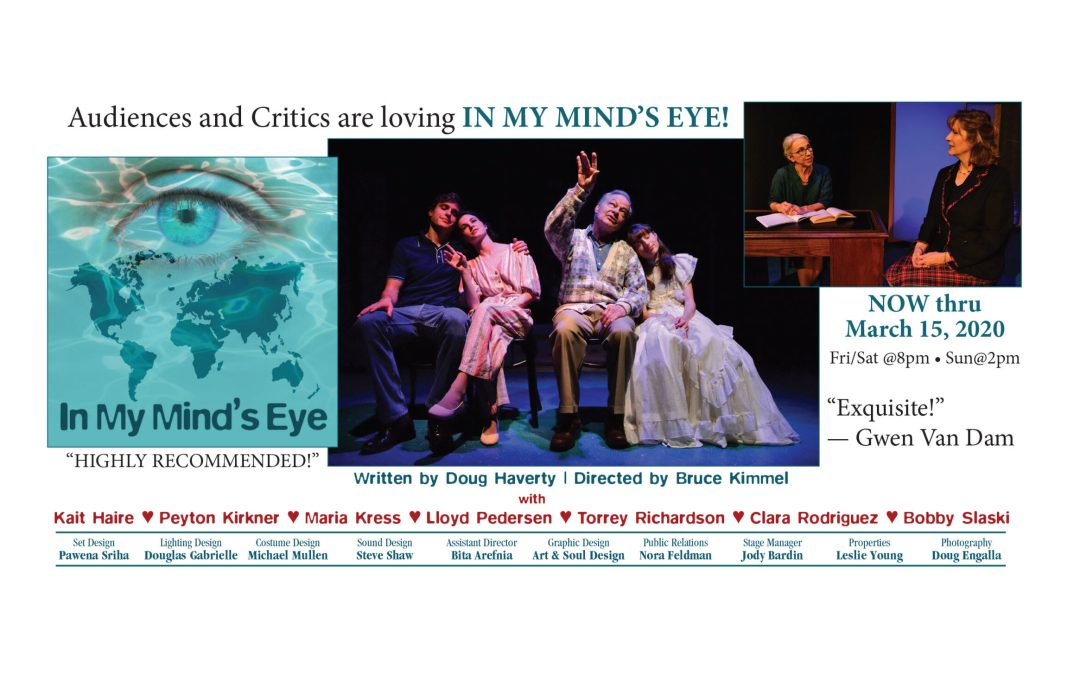 Reviews: In My Mind's Eye
