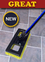 Professional Grout Cleaning Brushes   Do It Yourself Grout Brushes Designed for All Tile Floors
