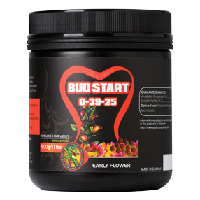 bud start powder