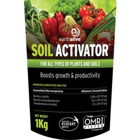 EarthAlive Soil Activator