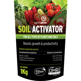 EarthAlive Soil Activator