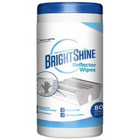 BrightShine Reflector Wipes