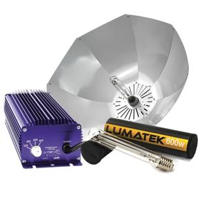 Pro Miro /& Hammertone DE 1000W Shinobi 600W Lumatek Precision 1000W DE