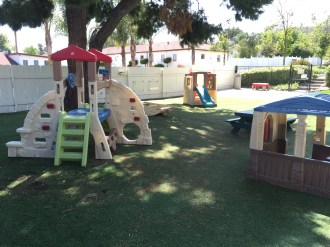 Pre-Primary Playground