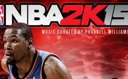 NBA 2k15 trailer primer video