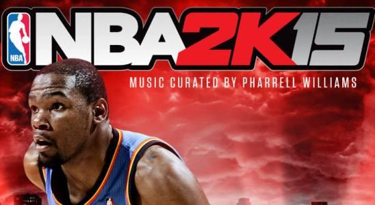 NBA 2k15 trailer primer video