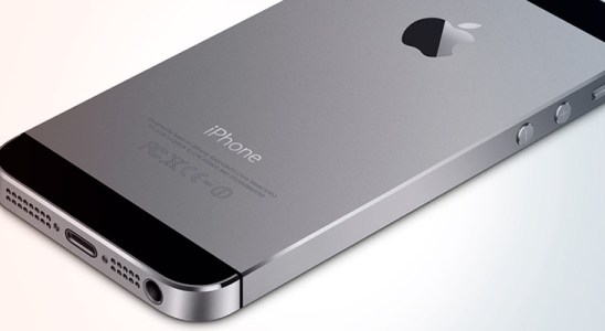iPhone 5 batería