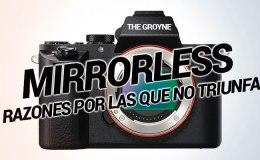Mirrorless, porque no triunfan