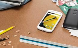 Nuevo Motorola Moto E