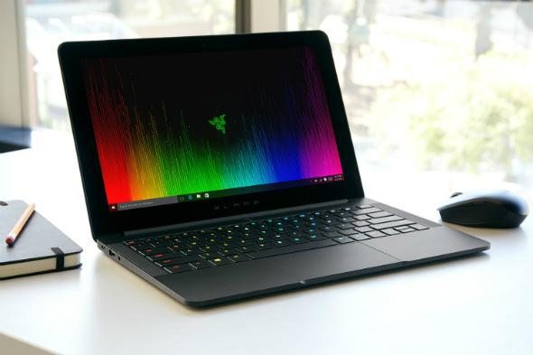MacBook Pro Alternativas Razer Balde Stealth