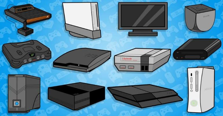 consolas i videojuegos