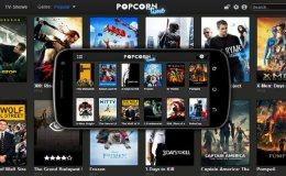 Popcorn Time Android aplicación
