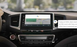 Google Assistant integración Android Auto CES 2018