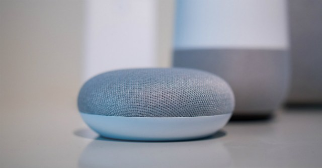 Google Home Mini Altavoces inteligentes