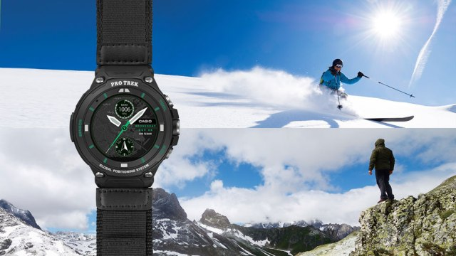 El nuevo Pro Trek Smart Outdoor Watch