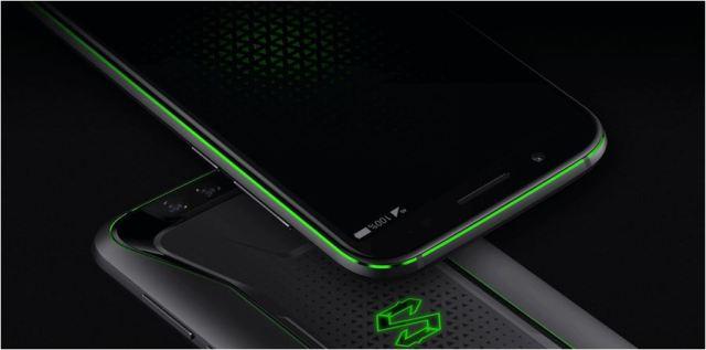 diseño del Xiaomi Black Shark