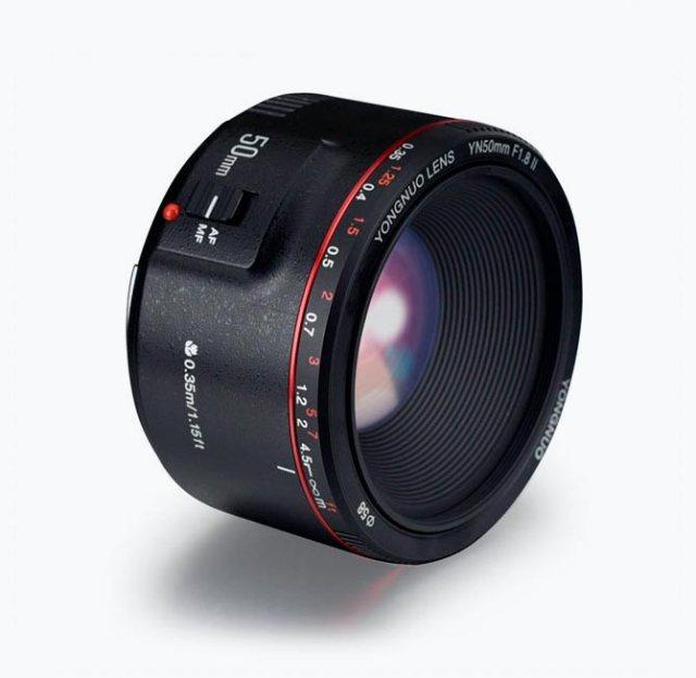 Yongnuo 50 mm f/1.8 II