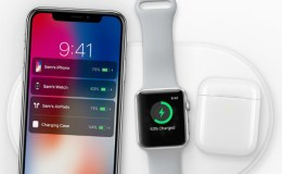 Apple AirPower - Carga Inalámbrica