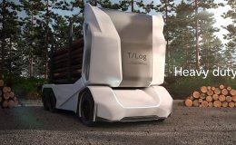 T-log vehículo eléctrico