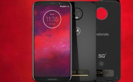 Moto Z3 Play primer móvil 5G