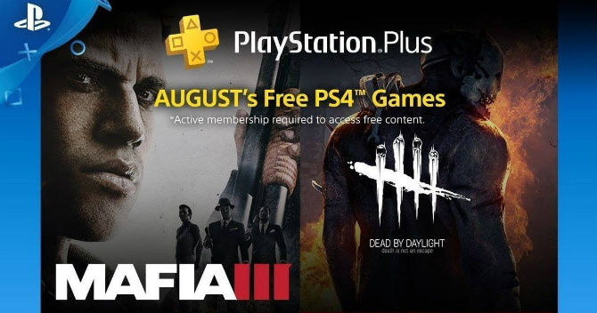 juegos gratis de PlayStation Plus de Agosto 2018