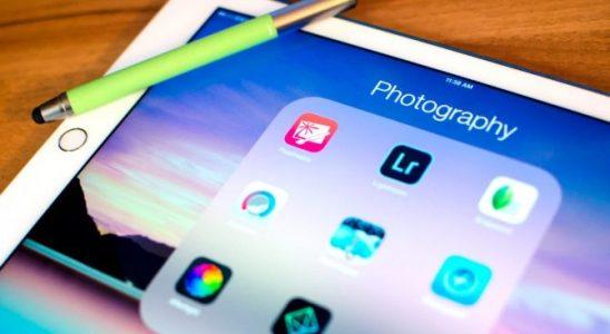 Aplicación de edición de fotos