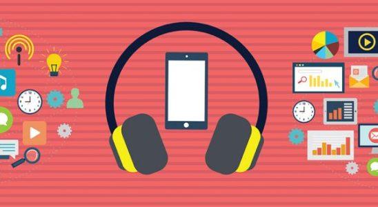 Aplicaciones de podcasts