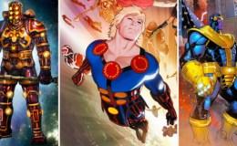 Los Eternos Marvel