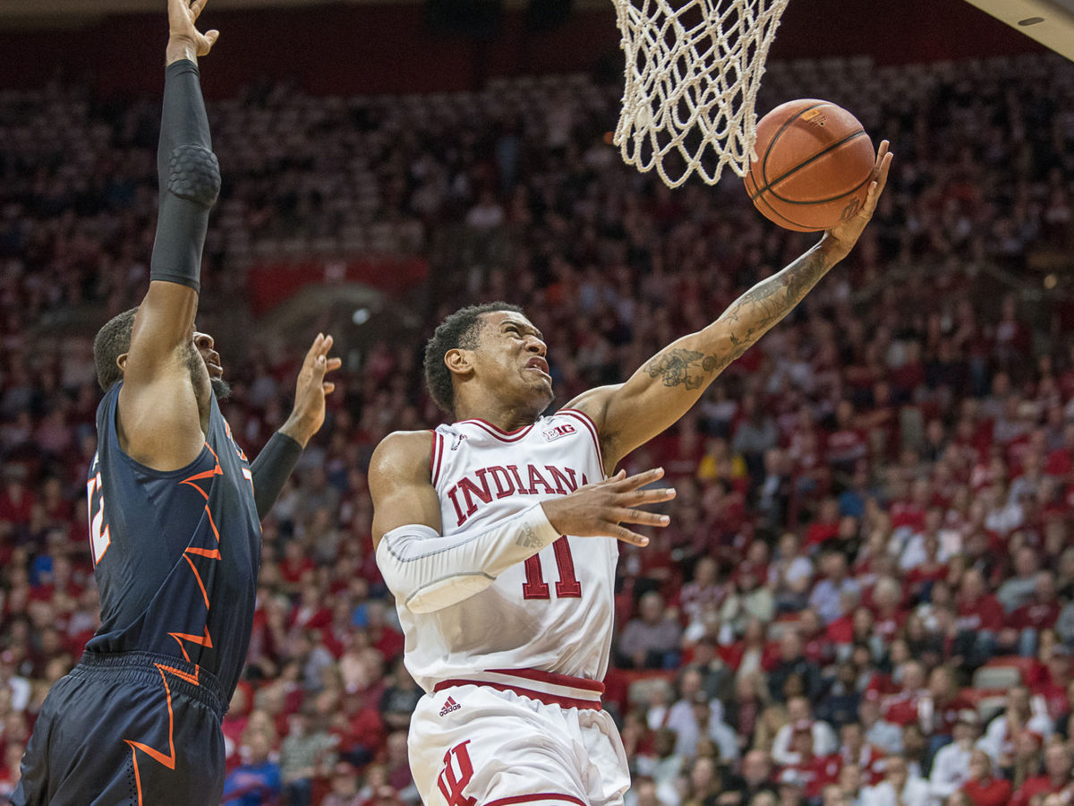 Nebraska basketball defeats IN, ties program record for conference wins