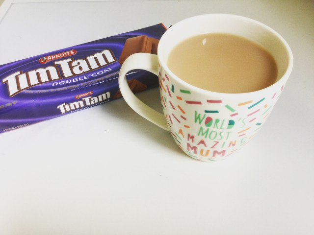 Tea and Tim-Tams