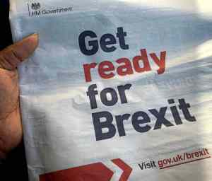 Brexit - done