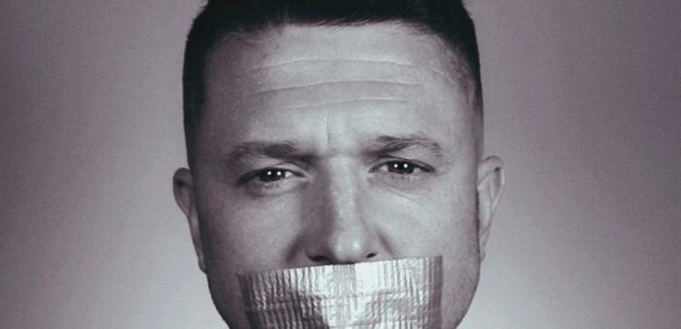 Media silenced as Tommy Robinson jailed