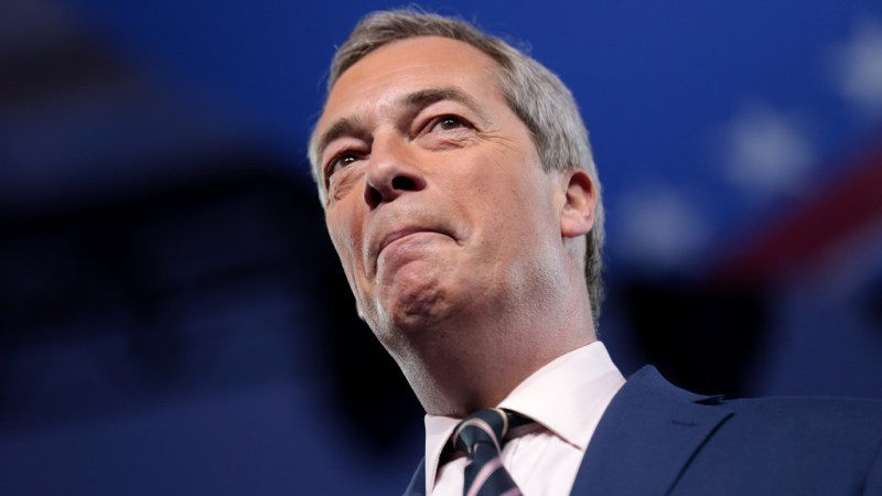 """The Brexit Party – or """"Making Plans For Nigel"""""""