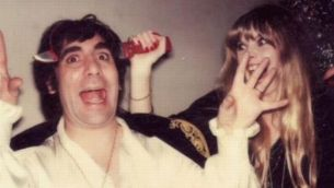 Keith and Ex-wife, Kim