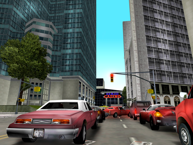 The GTA Place GTA III PC Screenshots